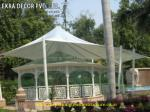 Car Parking Tensile Structure, Car Parking Sheds Delhi