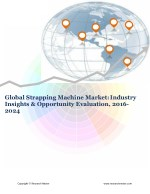 Global Strapping Machine Market (2016 2024) Research Nester