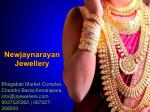 Jewellery Shop in Kendrapara