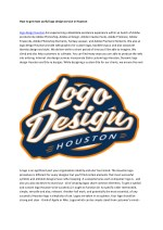 logo design houston