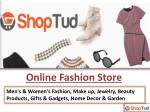 Online Fashion Store - Men's & Women's Fashion