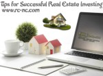 Tips for Successful Real Estate Investing