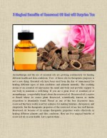 5 Magical Benefits of Rosewood Oil that will Surprise You