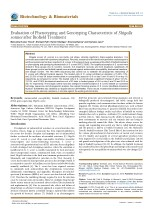 Trivedi Effect - Evaluation of Phenotyping and Genotyping Characteristic of Shigella sonnei after Biofield Treatment