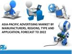 Asia-Pacific Advertising Market Size Demand Will Increase by 2017 - 2022