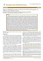 Trivedi Effect - Impact of Biofield Treatment on Chemical and Thermal Properties of Cellulose and Cellulose Acetate