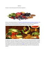 Products to reduce blood sugar level by dietary supplement