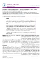Trivedi Effect - Evaluation of Biofield Modality on Viral Load of Hepatitis B and C Viruses