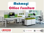 All About The Modern Office Furniture!
