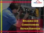 Reliable Air conditioning and Heating Repair in Rancho Cucamonga