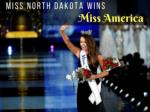 Miss North Dakota is crowned Miss America 2018