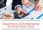 Importance of Bookkeeping For a Small Business