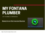 Convenient Plumbing Services in Fontana