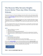 Revanta Heights - Better Than Any Other Housing Scheme