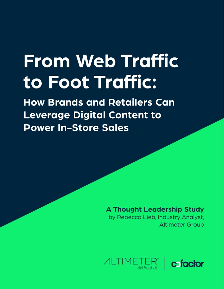 from web traffic to foot traffic how brands n.