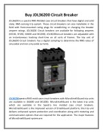 Buy SKHA36AT0800 Electric Circuit Breakers