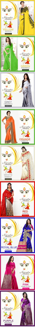Know Navratri Colors to Follow 2017
