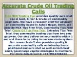 Get Quality MCX Commodity Trading Tips with Free MCX Trading Tips