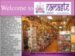 Welcome to Namaste Bookshop