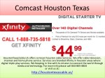 Comcast Houston Texas
