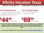 xfinity houston texas