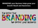 How Branding helps a Brand to increase its Customers? By Top PR Agency