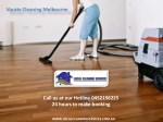 Vacate Cleaning Melbourne - Local Cleaning Services