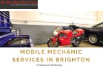 Mobile Mechanic Services in Brighton
