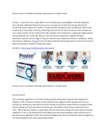Provixin Review