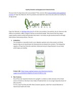Quality Vitamins and Supplements Products Online
