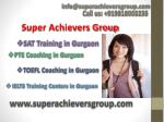 Super Achievers Abroad Education: best IELTS Center in Gurgaon