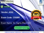 Latest ASQ CSSBB Dumps With All Features | Examcollection.in