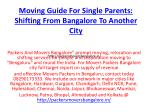 Migration Associations Offered By Best Packers And Movers In Bangalore