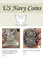 US Navy Coins