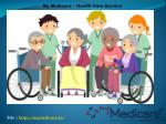 My Medicare Home healthcare