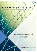 SP Chopra Chartered Accountants Profile and Credentials