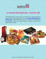 11 Awesome Diwali Gift Ideas – Send Best Gift