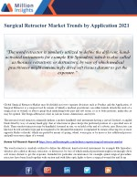 Surgical Retractor Market Trends by Application 2021