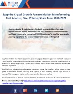 Sapphire Crystal Growth Furnace Industry Revenue, Sales, Share, Prize Analysis From 2016-2021
