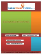 Investing In Guam Houses for Sale