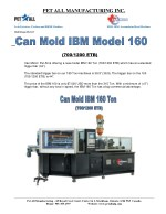 Pet All Mfg. Offering Injection Blow Molding Machinery