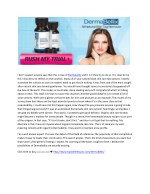 Dermabellix Review