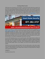 Top home security company in USA