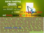 Leading MCX Commodity Gold Silver Crude Oil Advisory Company - Safal Trading