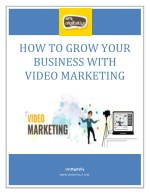 Grow Your Business with Video Marketing