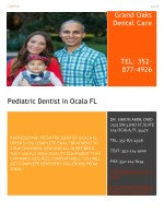 Pediatric Dentist in Ocala FL