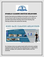 Commercial Cleaning Service in Melourne