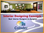 Most Important Interior Design Concepts