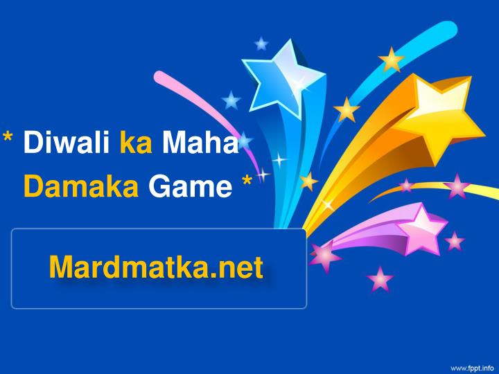 diwali ka maha damaka game n.