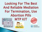 Seeking For Safe Abortion At Home, Use Abortion Pills